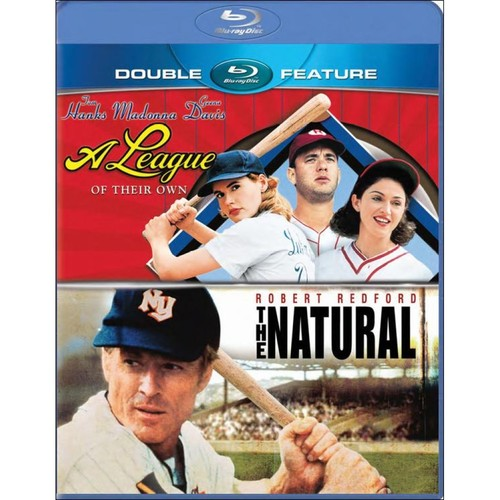 League of Their Own/The Natural Double Feature [Blu-ray]
