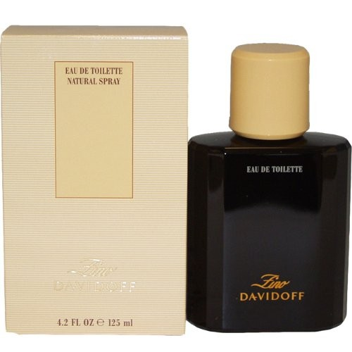 Zino Davidoff Eau De Toilette Spray for Men, 4.2 Ounce [4.2oz.]