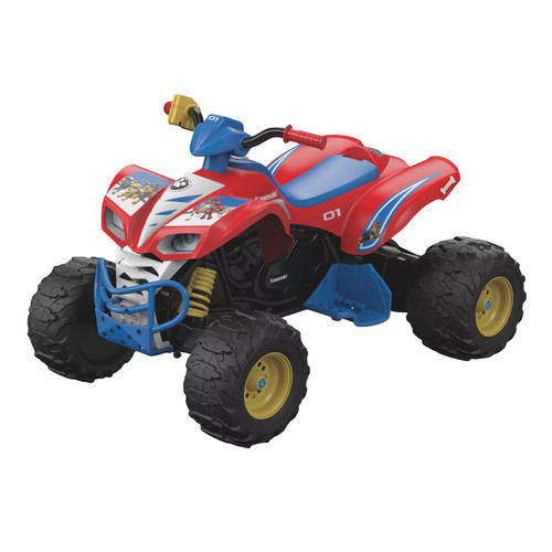 Fisher-Price Power Wheels Paw Patrol Kawasaki KFX