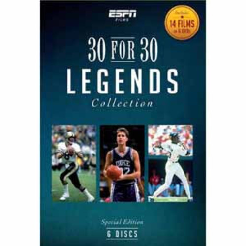 ESPN FILMS 30 for 30: Legends Collection [DVD]