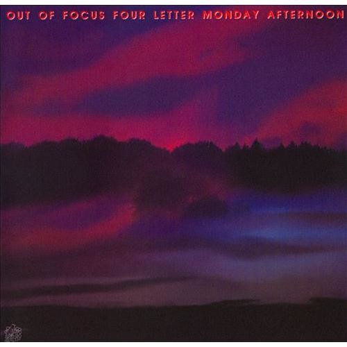 Four Letter Monday Afternoon [CD]