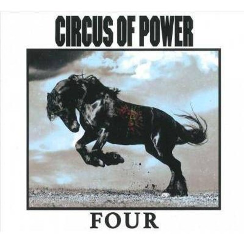 Circus Of Power - Four (CD)