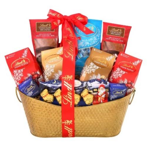 Alder Creek Gift Sets Christmas Lindt Gift Basket