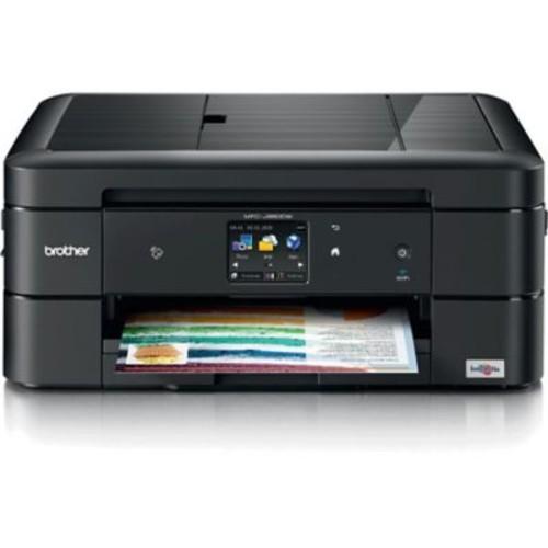 Brother  Work Smart  MFC-J880DW Color Inkjet All-in-One Printer,