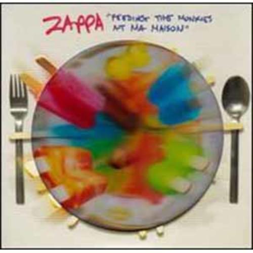 Frank Zappa - Feeding The Monkies At Ma Maison [Audio CD]