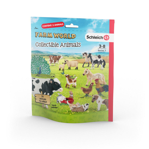 Schleich Farm World Collectible Animals Blind Bag