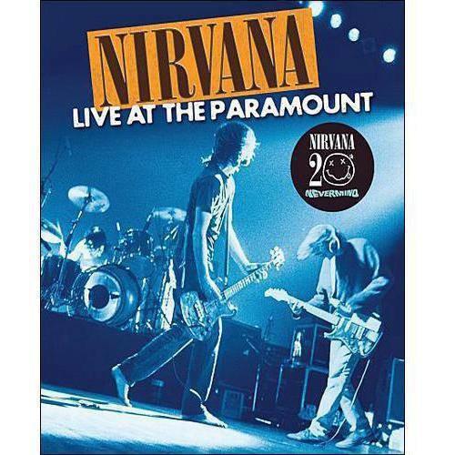 Nirvana: Live at the Paramount [Blu-ray] WSE DHMA/2/DD5.1/DD2