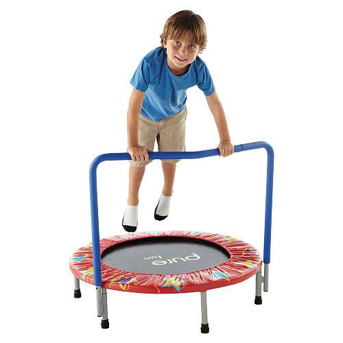 Pure Fun Kids 36 inch Mini Trampoline