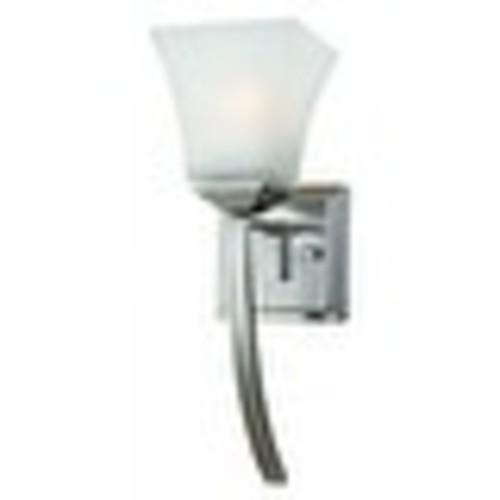 Design House 514786 Torino Wall Mount Light Fixture, Satin Nickel