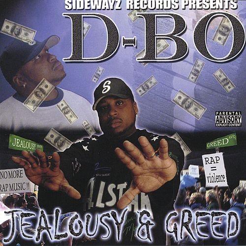 Jealousy & Greed [CD]