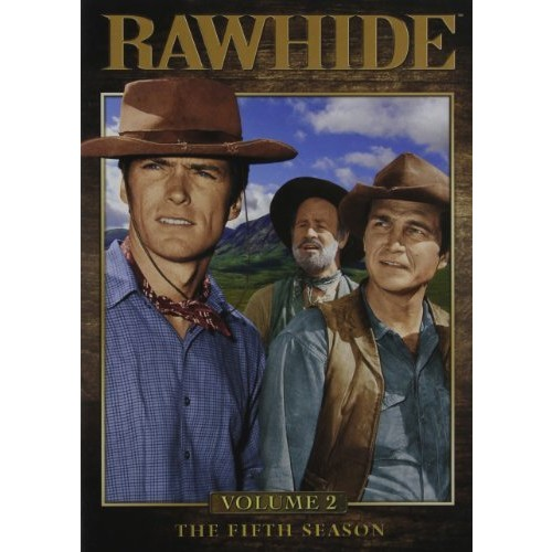 Rawhide: Season 5, Vol. 2: Rawhide, Eric Fleming, Clint Eastwood, Rocky Shahan, Robert Cabal, Paul Brinegar, James Murdock, Steve Raines: Movies & TV