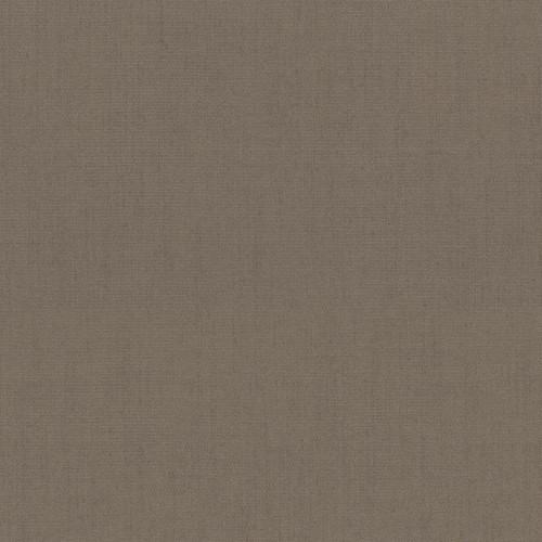Beyond Basics Poplin Brown Woven Texture Wallpaper