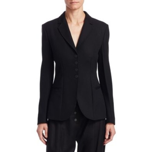 STELLA MCCARTNEY Tailored Wool Jacket