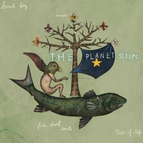 Various - The Planet Sleeps
