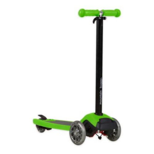 Mountain Buggy freerider Stroller Board And Scooter in Lime