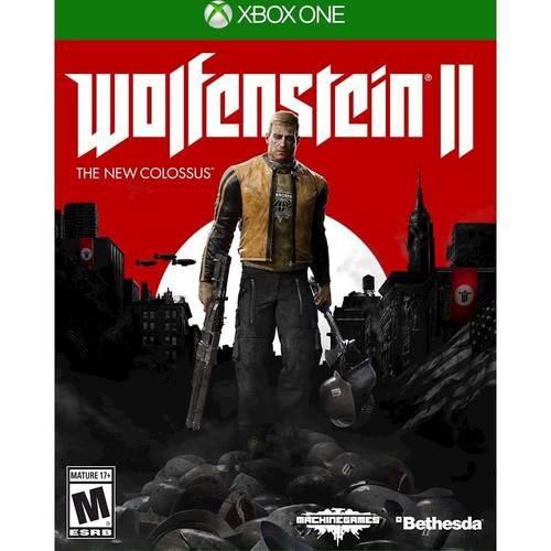 Wolfenstein II The New Colossus - Xbox One [Digital]