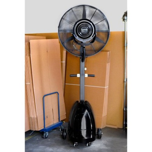 Luma Comfort MF26B 26 Inch Commercial Misting Fan