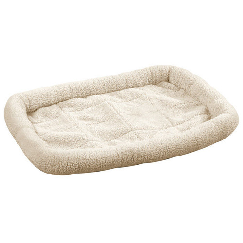 Slumber Pet Sherpa Dog Crate Bed