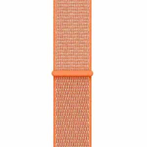 Apple Sport Loop band for 38mm Watch - Spicy Orange