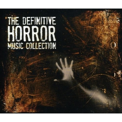 The Definitive Horror Movie Music Collection [CD]