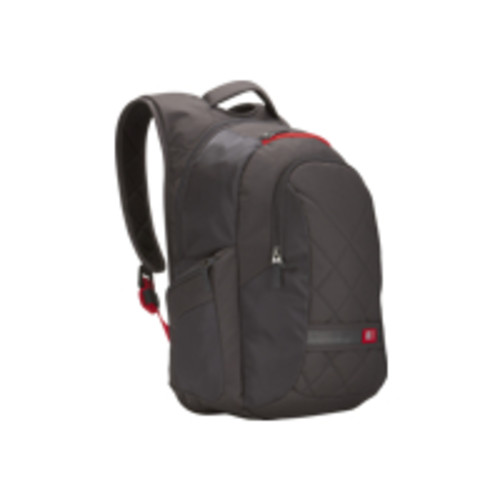 Case Logic DLBP-116DKGRAY 16 Laptop Backpack Dark Gray