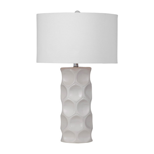 Casey Table Lamp by Bassett Mirror