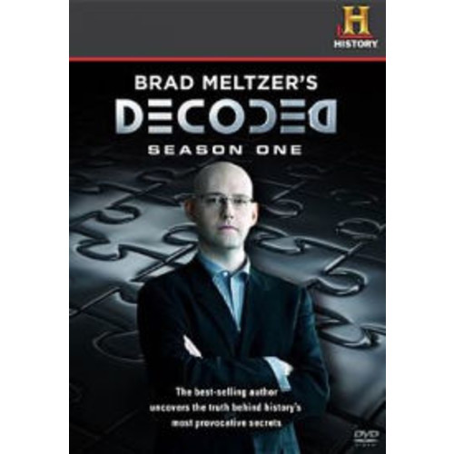 Brad Meltzer's Decoded: Season One (3 Discs) (dvd_video)