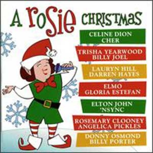 A Rosie Christmas (Audio CD)