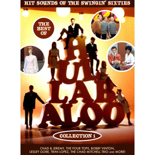 The Best of Hullabaloo: Collection 1 [DVD]