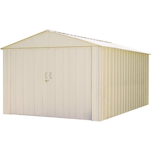 Arrow Commander Storage Building  10ft. x 10ft., Model# CHD1010