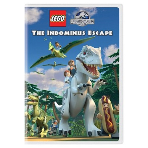 LEGO Jurassic World: The Indominus Escape (DVD)