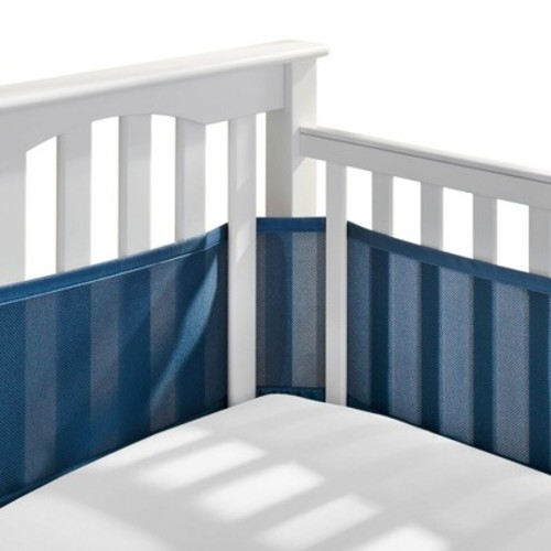 BreathableBaby Solid Mesh Crib Liner