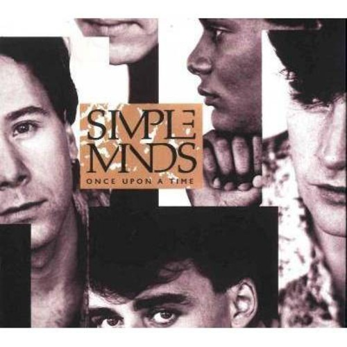 Simple Minds - Once Upon a Time (CD)