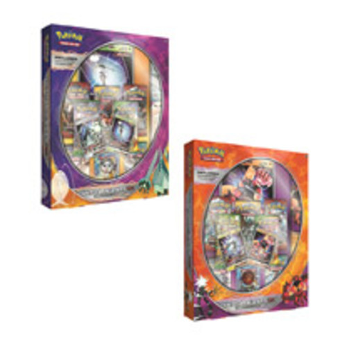 Pokemon Trading Card Game: Ultra Beasts GX Premium Collection