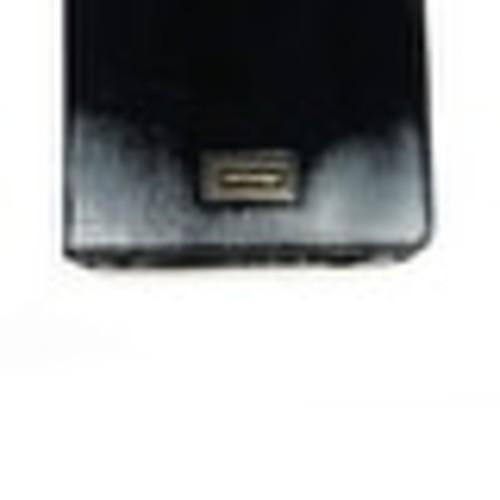 JAVOedge Bold Leopard Folio Case for the Apple iPad Mini (Black)