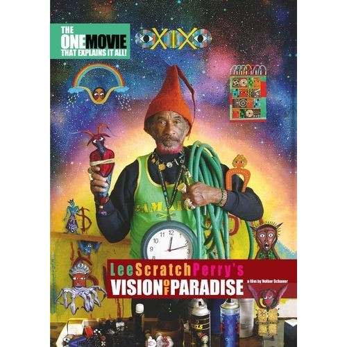 Lee Scratch Perry's Vision of Paradise [DVD] [2015]