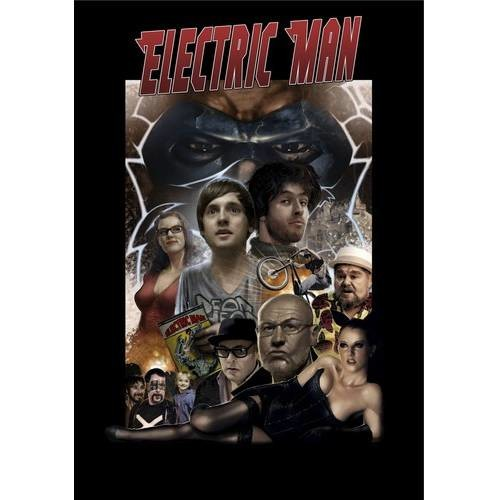 Electric Man [DVD] [2012]