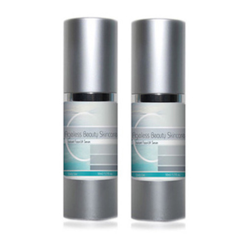 Ageless Intensive Deep Wrinkle Peptide Facial Serum 1-ounce Moisturizing Creme