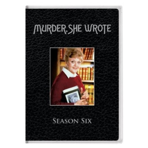 Murder, She Wrote: The Complete Sixth Season (DVD) [Murder, She Wrote: The Complete Sixth Season DVD]