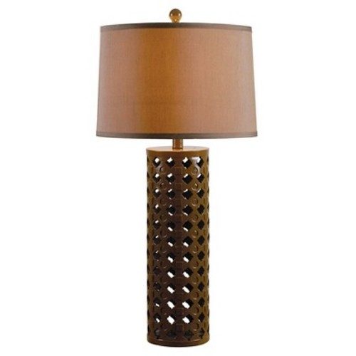 Kenroy Home Table Lamp - Teal