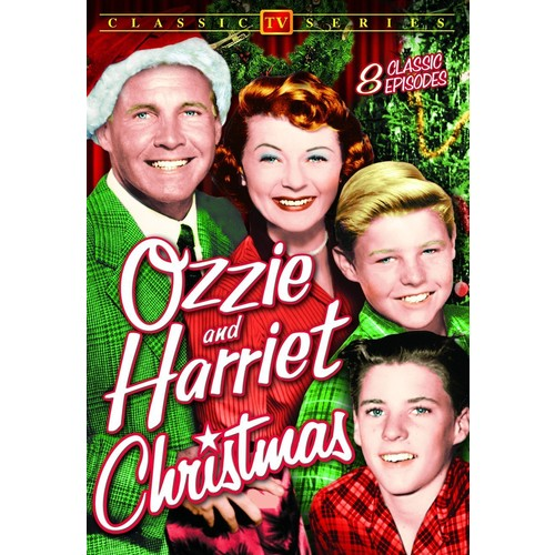Adventures of Ozzie & Harriet: Christmas Collection - 8 Episodes