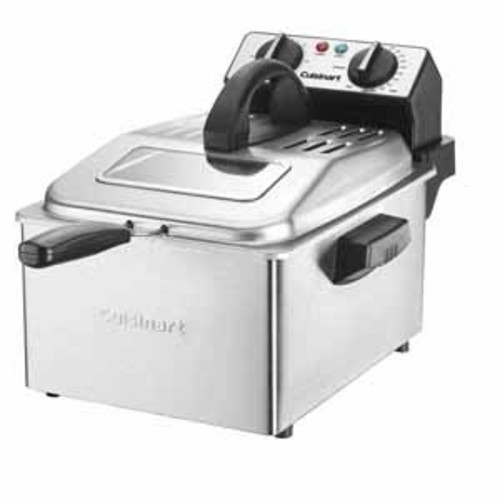 Cuisinart 1800 Watt Deep Fryer - Stainless Steel