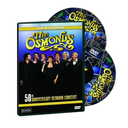 The Osmonds: Live in Las Vegas 50th Anniversary Reunion Concert (Collector's Edition) (dvd_video)