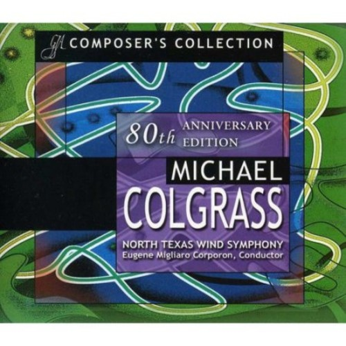 Composer's Collection: Michael Colgrass [CD]