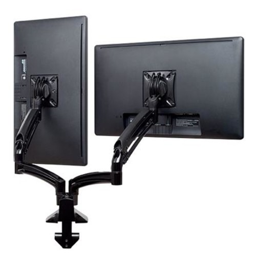 Chief K1D220BXRH Kontour K1D Dual Monitor Desk Mount - Black K1D220BXRH
