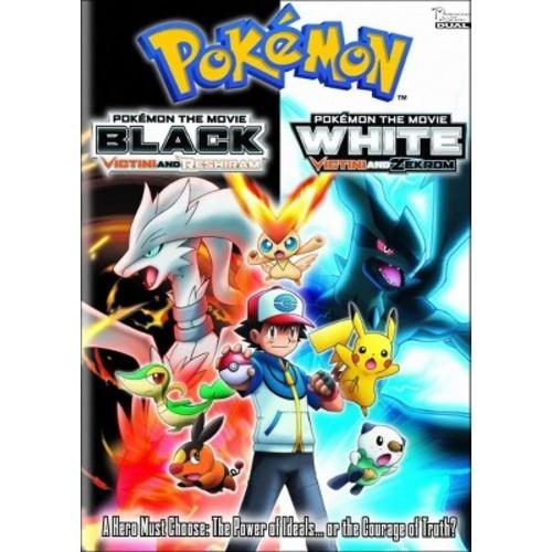 Pokemon the Movie: Black/Pokemon the Movie: White (2 Discs) (dvd_video)