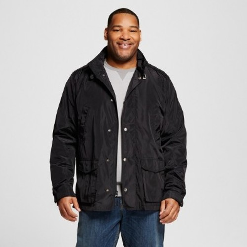 Men's Big & Tall Nylon Field Jacket - Merona