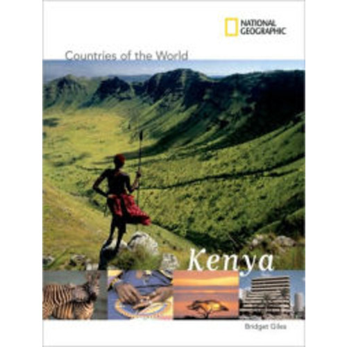 Kenya (National Geographic Countries of the World Series)