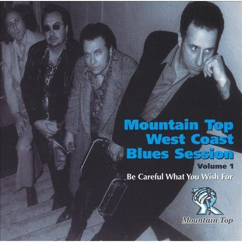 Mountain Top West Coast Blues Session, Vol. 1 [CD]