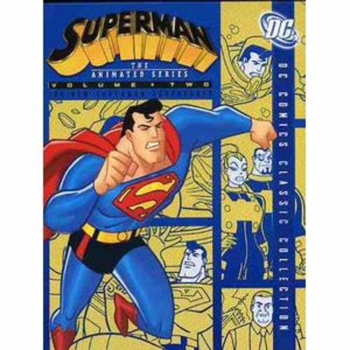 Superman: The Animated Series, Vol. 2 [2 Discs]